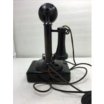 Image of Western Electric Candlestick Rotary Dial Telephone