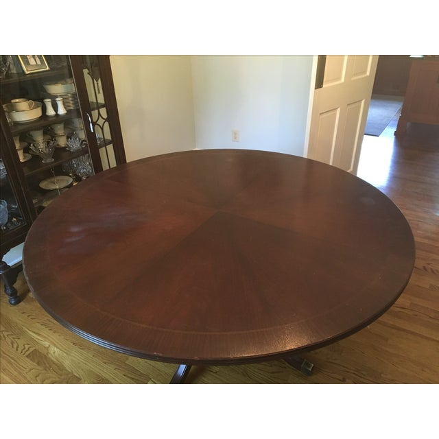 Stow Davis Dining Table - Image 6 of 7
