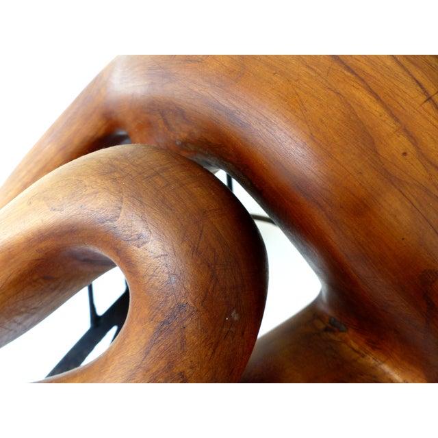 Michael Moser Vintage 1990 Modernist Sculpture - Image 6 of 11