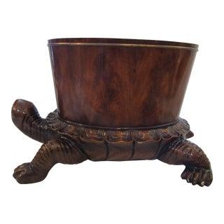 Maitland-Smith Turtle Planter