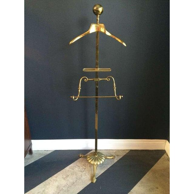 Image of Brass Gentleman's Valet