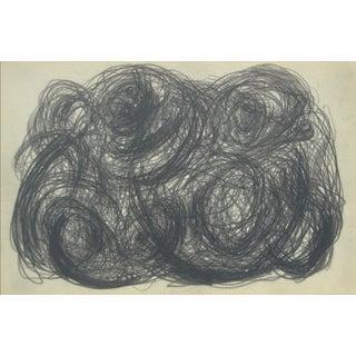 Jennings Tofel Mid-Century Figurative Sketch