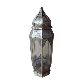 India Brass Work Lantern