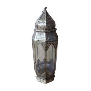 India Brass Work Lantern