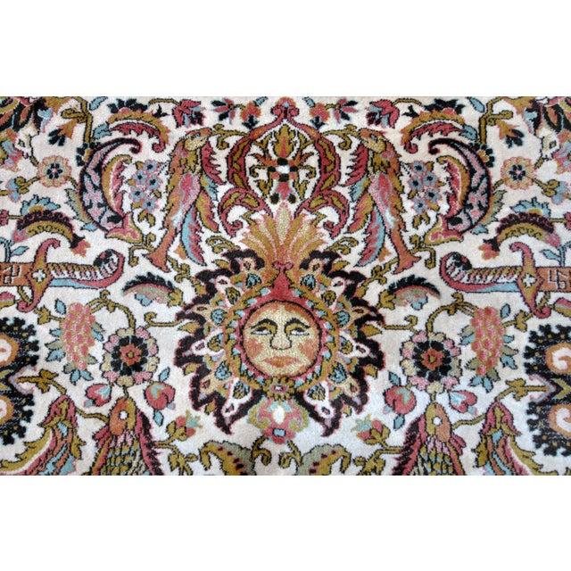 Vintage Besmer Wool Rug - 8′4″ × 11′8″ - Image 2 of 10