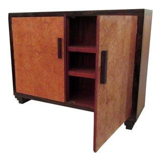 20th C Guyana Art Deco Style Cabinet