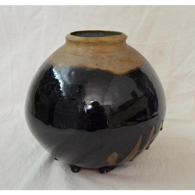Vintage Hand Thrown Studio Pottery Vase - Image 4 of 11