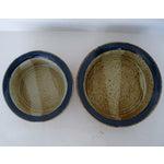 Image of Artisan Ceramic Nesting Bowls - A Pair