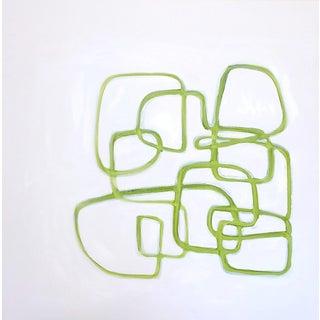 Linnea Heide 'Tendril' Original Abstract Painting