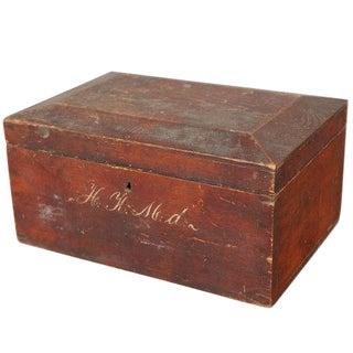 English Utility Box