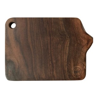 Walnut Live Edge Cutting Board / Serving Board