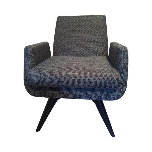 John Mascheroni Marshall Swivel Chair Chairish