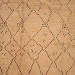 Image of Small Beni Ouarain Berber Carpet