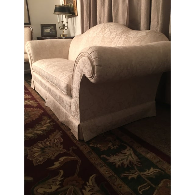 Vintage Down Filled Sofa by Baker - Image 2 of 8