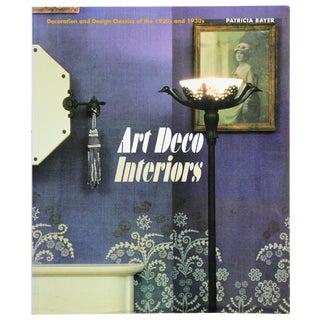 Art Deco Interiors Book