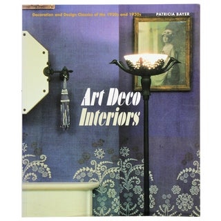 Art Deco Interiors Book