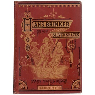 Hans Brinker: A Story of Life in Holland Book