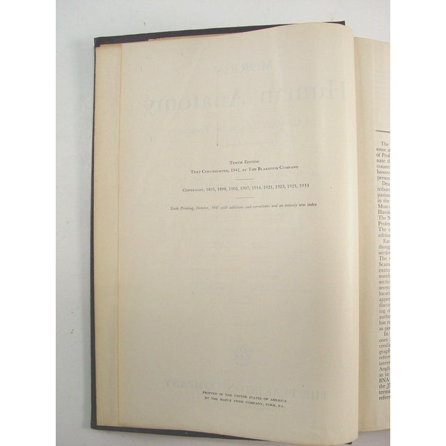 Human Anatomy Book, 1947 - Image 4 of 10