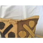 Image of African Kuba Cloth Pillows- A Pair