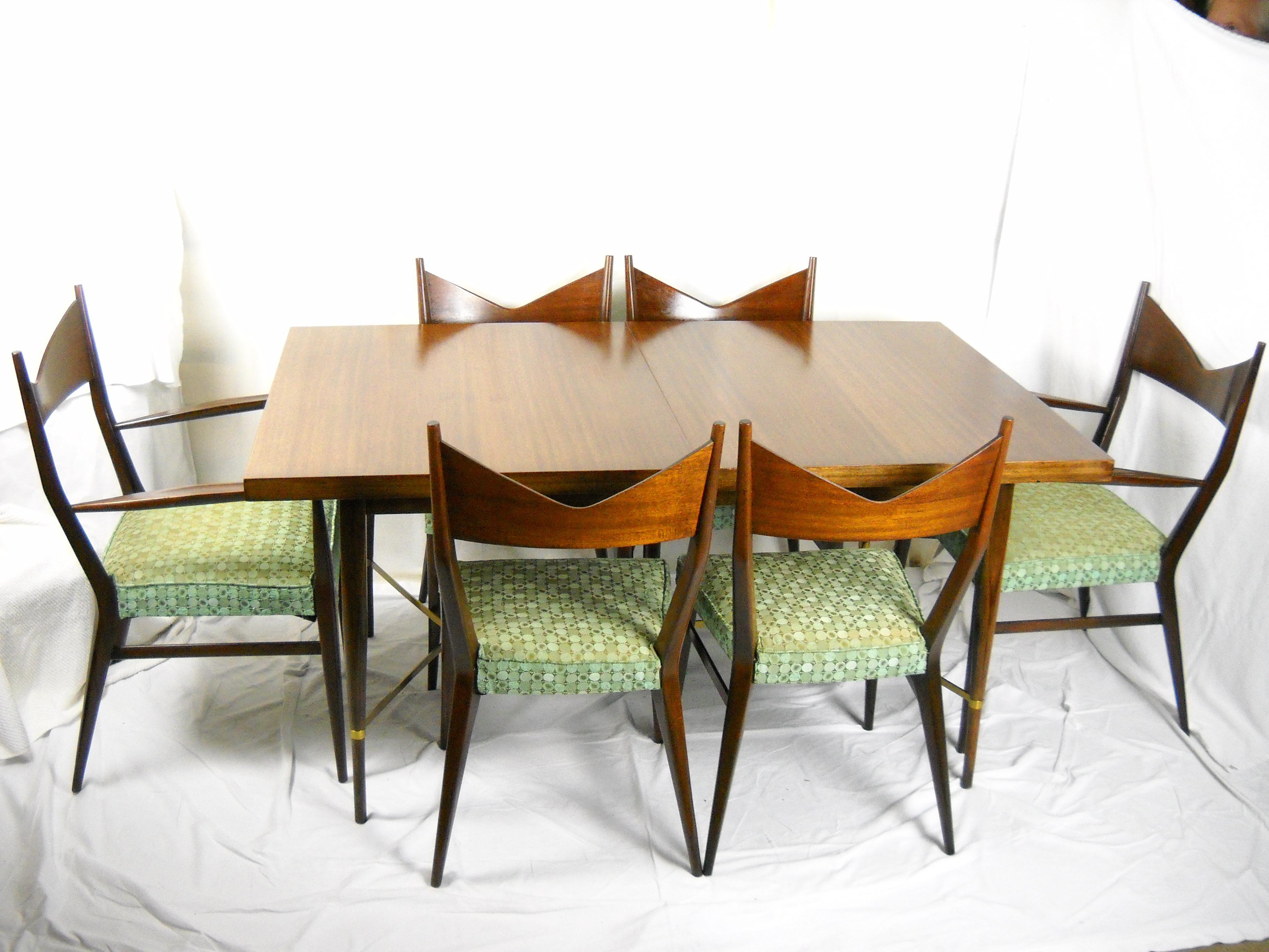 Lovely 1950u0027s Paul McCobb Dining Set For Calvin   Image 2 Of 11