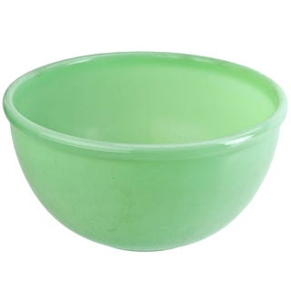 Vintage Anchor-Hocking Jadeite Mixing Bowl