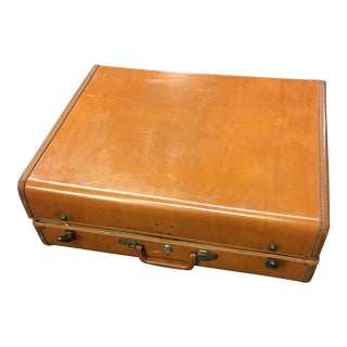 Brown Vintage Samsonite Luggage