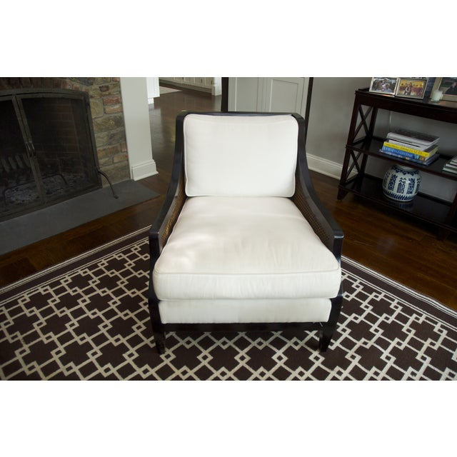 """Image of Oly Studio Cane """"Sam"""" Accent Chair"""