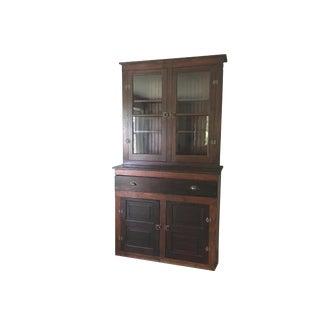 Anituqe Primitive Cabinet