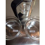 Image of Vintage Bodum Mini French Press Set