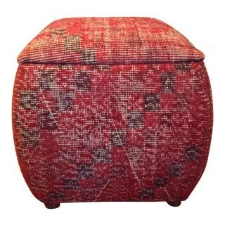 Overdied Carpet Turkish Ottoman