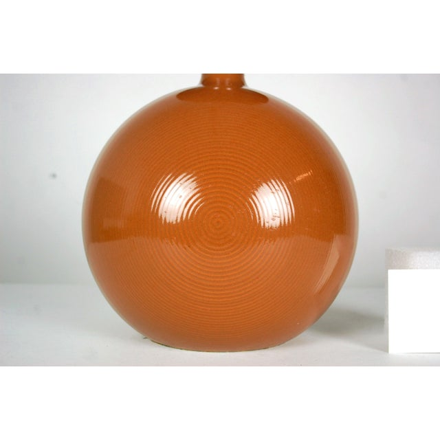 Mid-Century Modern Pottery Table Lamp - Image 5 of 7