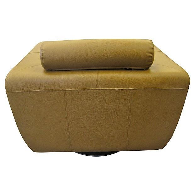Milo Baughman Swivel Lounge Chair - Image 3 of 3