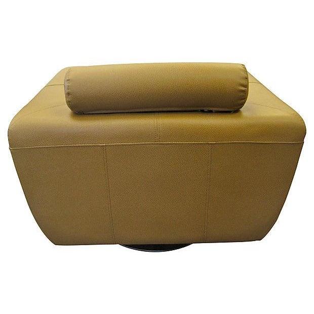 Image of Milo Baughman Swivel Lounge Chair