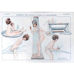 Image of 1919 La Vie Parisienne Prints - Set of 3