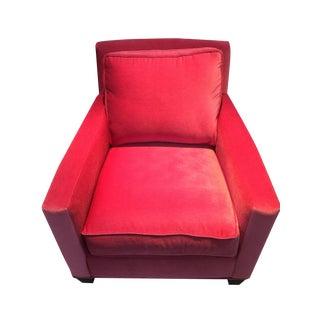 Bernhardt Chair Brunschwig Velvet