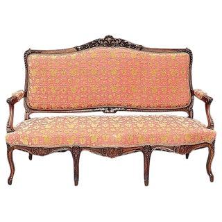 Italian Louis XV-Style Sofa