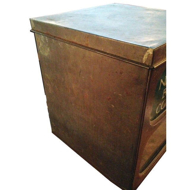 Image of National Biscuit Tin Box