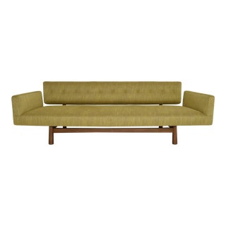 Stunning Edward Wormley for DUX Sofa in Ligne Roset Upholstery
