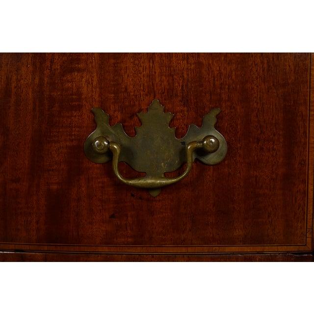 Image of 1800's English Mahogany Sideboard