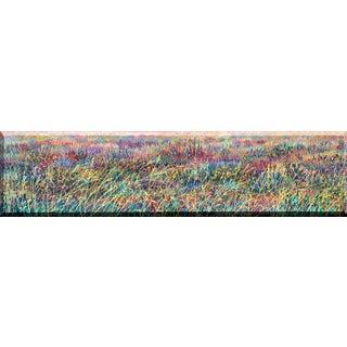 1975 'Llano Prairie' Oil Painting