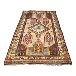 Antique Turkish Maden Rug - 4'3 X 7'9