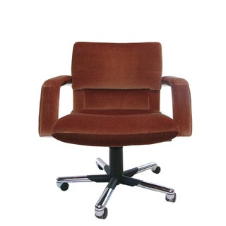 Mario Bellini Vitra Executive Swivel Office Chair