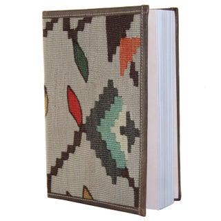 Kilim Journal in Neutral Hues