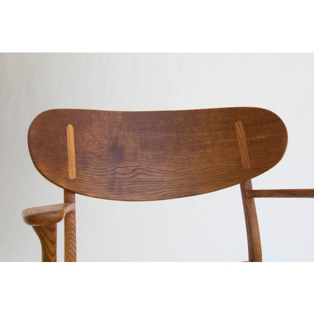 Hans Wegner Occasional Chair - Image 9 of 9