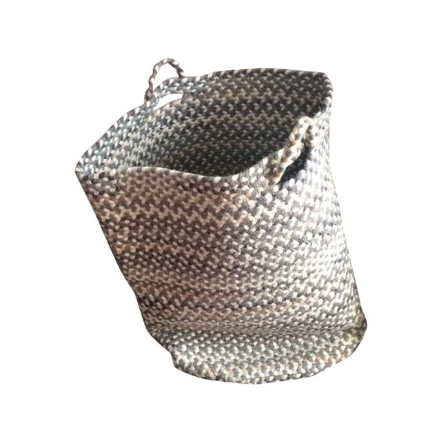 West Elm Capel Basket - Image 1 of 5