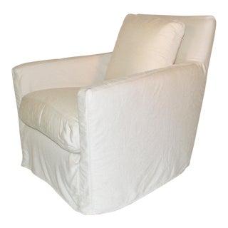 Outdoor Sunbrella Slip Cover Chair