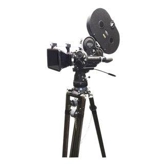 Arriflex Model 16ST Cinema Camera Complete & Working Circa 1950 As Sculpture
