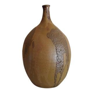 Mid-Century Pottery Vase