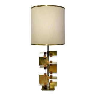 Rare System Series Table Lamp by Sciolari