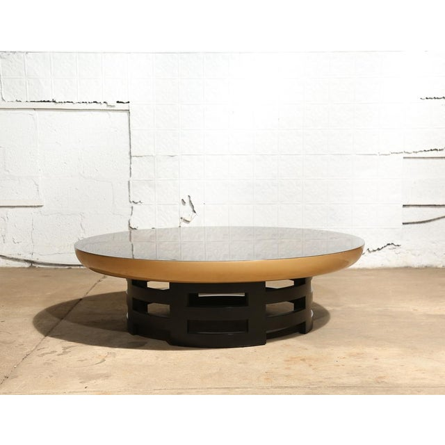 Theodore Muller for Kittinger Lotus Coffee Table - Image 3 of 10